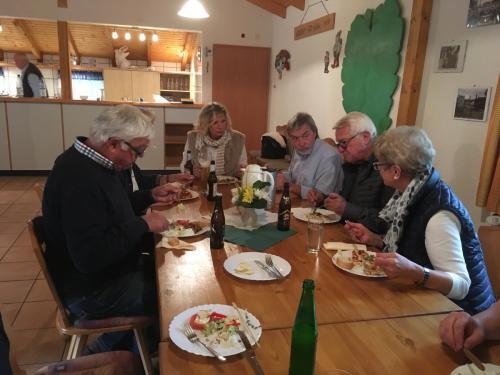 2017 Essen im Freien